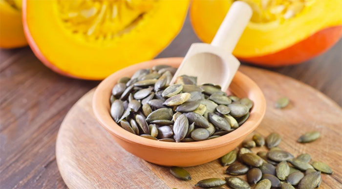 Тыквенные семена богаты минеральными соединениями, полезными при лечении алкоголизма