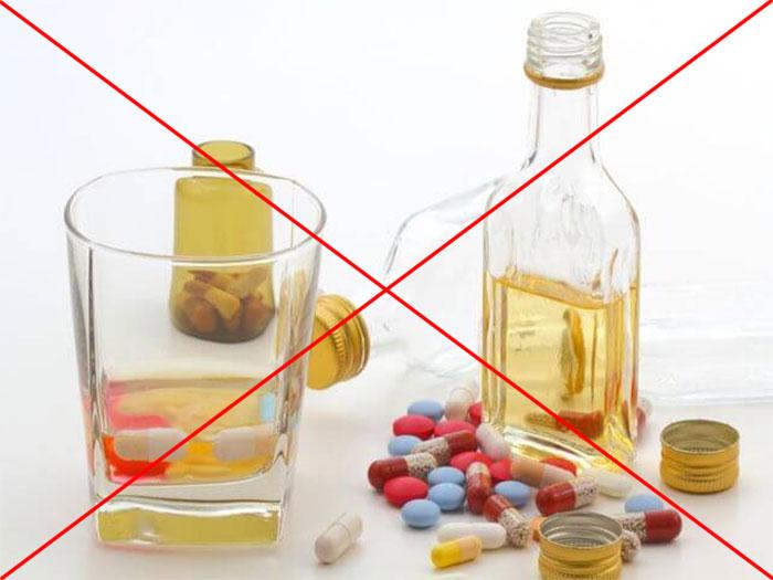 Врачи утверждают - совместимость Пирацетама с алкоголем полностью отсутствует