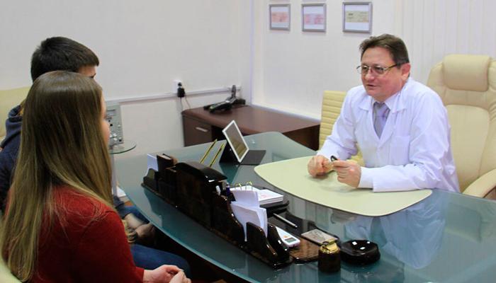Прием больных в Центре профессора Белоуса (Москва)