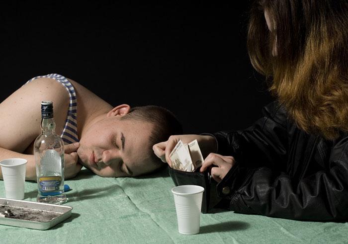 Клофелин с алкоголем действие на человека