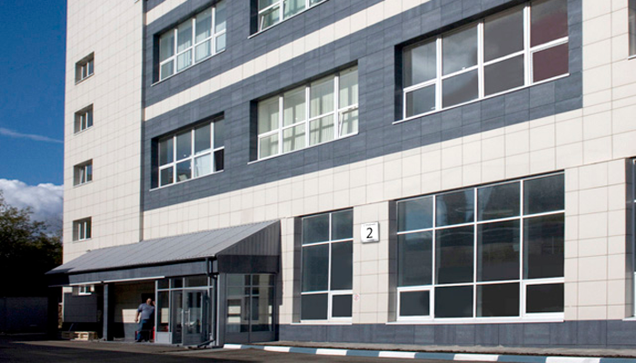 Расположение наркологической клиники «Центр лечения зависимостей» (Москва)