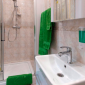Ванная в наркологической клинике «Москва»