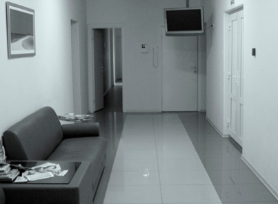 Холл в наркологической клинике «Zetmed» (Москва)