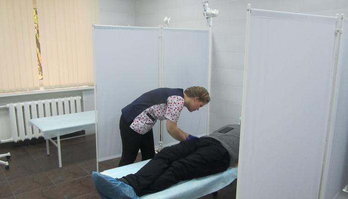 Манипуляционная в психотерапевтической клинике «Брейн Клиник» (Москва)