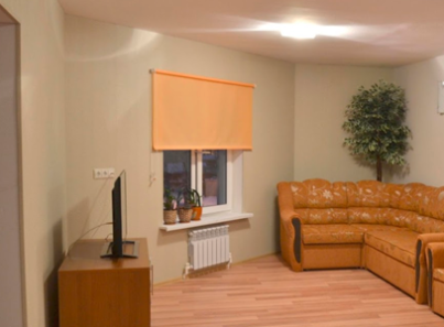 Гостиная в клинике им. С.С. Корсакова (Москва)