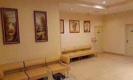 Холл в психотерапевтическом центре «Дар» (Москва)