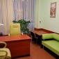 Приемная в психотерапевтическом центре «Дар» (Москва)