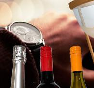 Сколько выветривается шампанское из организма: что бы была возможность сесть за руль