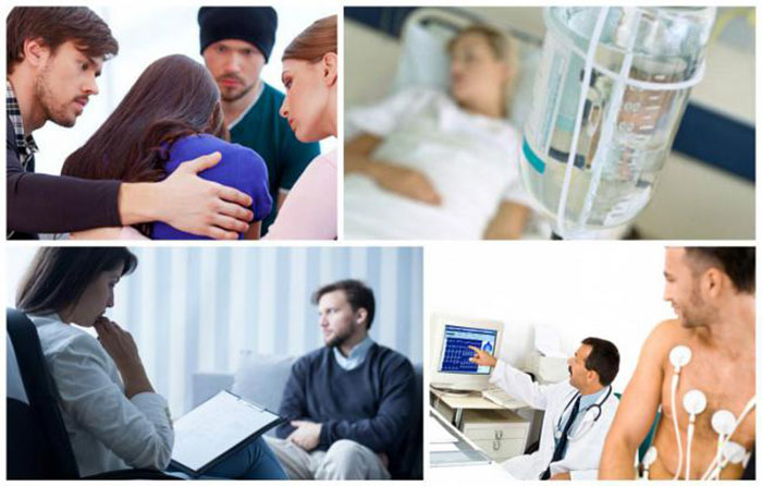 Психологическая и медицинская помощь, при своевременном обращении, поможет избавиться от зависимости