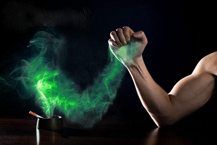 Ароматизированные сигареты усугубляют негативное воздействие на дыхательные органы и организм в целом