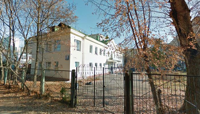 Расположение центра лечения наркозависимых «Без зависимости» (Москва)
