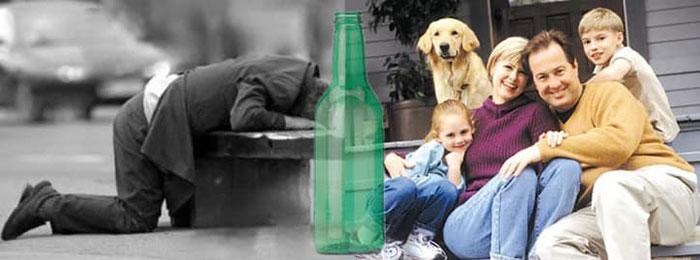 Признаки скрытого алкоголизма чаще всего тяжело распознать даже близким