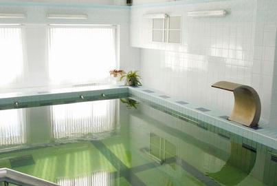 Бассейн в медицинском центре Юрия Сорокина (Москва)