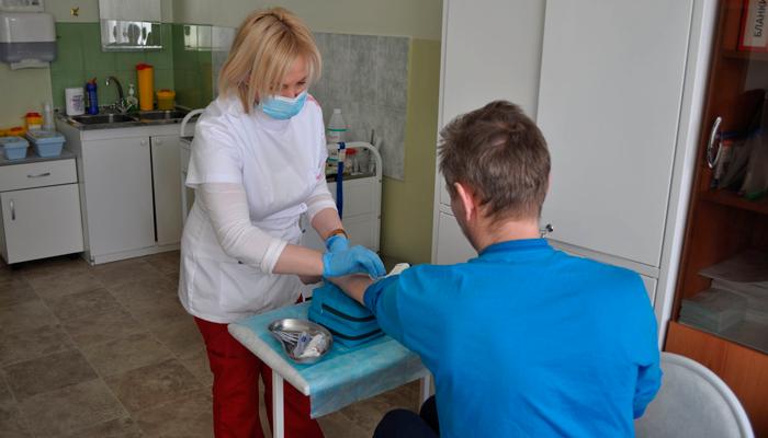 Внутривенная инъекция в медицинском центре Юрия Сорокина (Москва)