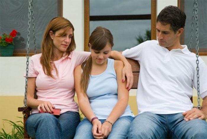 Доверительное общение поможет уберечь подростка от употребления психоактивных веществ