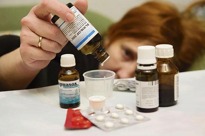 Барбитураты содержаться в таких препаратах как Валокордин и Корвалол
