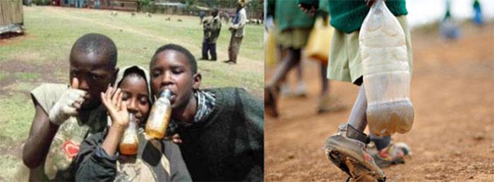Джанкем придумали африканские подростки в поисках бесплатного кайфа