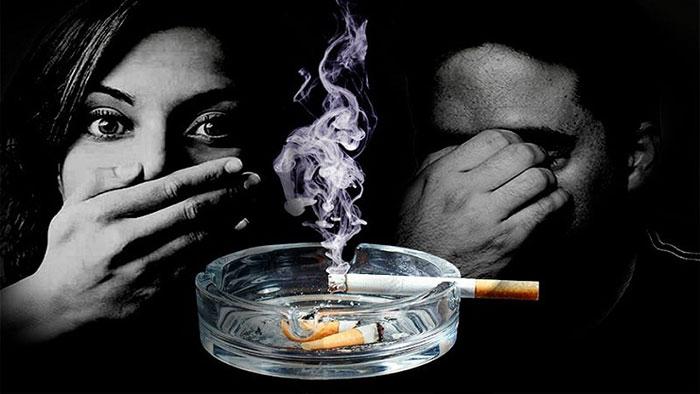 Вимоченные в соде сигареты вызывают у курильщика отвращение и тошноту