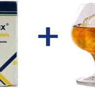 Атаракс и алкоголь: совместимость препарата и спиртных напитков