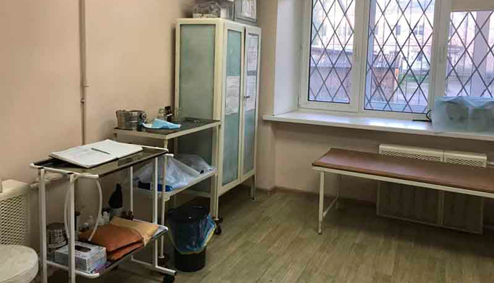 Манипуляционная в лечебно-консультативной клинике «Эскулап» (Владимир)