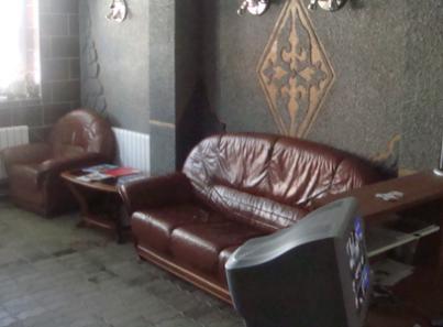 Холл в наркологическом центре «Забота» (Казань)