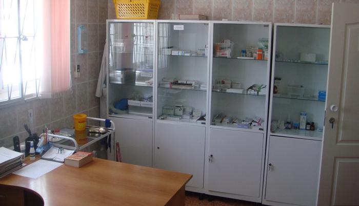 Манипуляционная в наркологическом центре «Забота» (Казань)