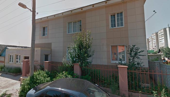 Здание наркологического центра «Забота» (Казань)