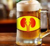 Можно ли пить пиво при камнях в почках: ответы врачей