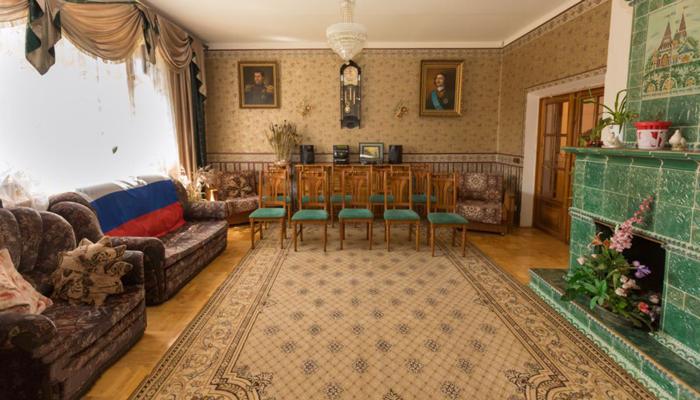 Зал для занятий в реабилитационном центре «Albamed» (Москва)