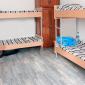 Спальня в реабилитационном центре для наркозависимых «Метод» (Набережные Челны)