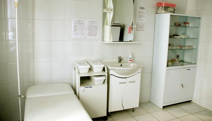 Манипуляционная в реабилитационном центре «Мечта» (Мурманск)