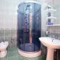Ванная в реабилитационном центре «Мечта» (Мурманск)