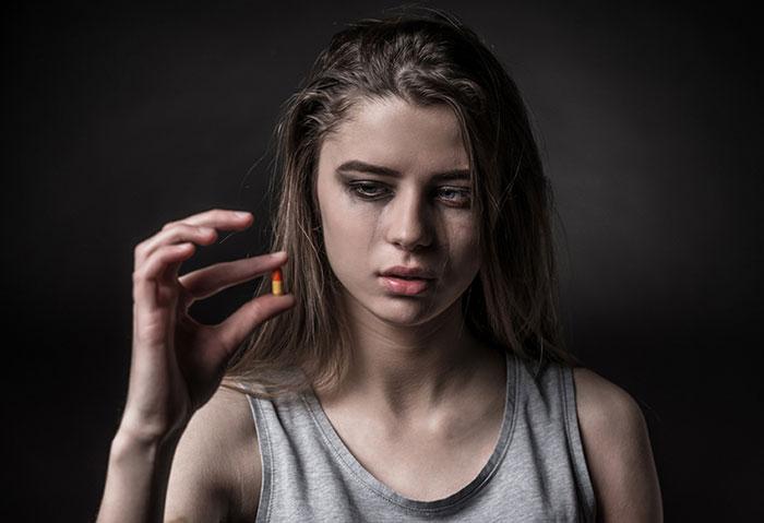 Зависимость от транквилизаторов проявляется постепенно и выражается синдромом отмены