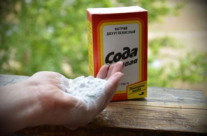 Сода помогает справиться с физической зависимостью от курения