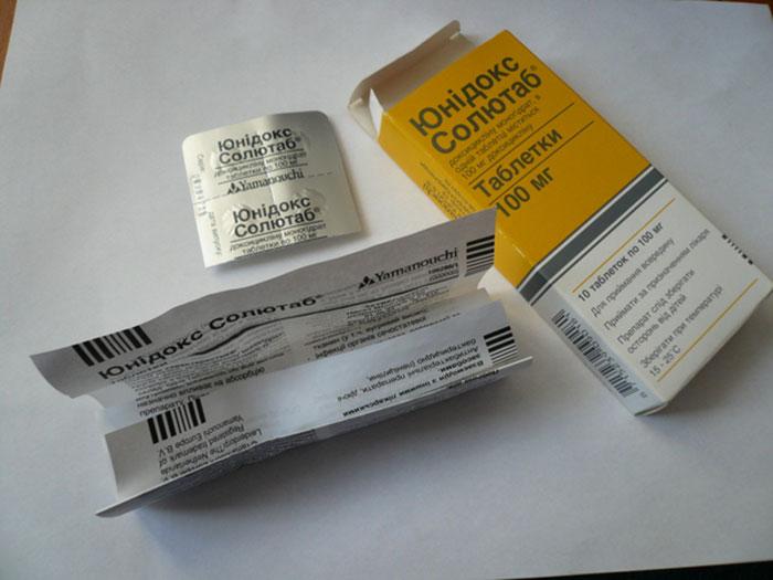 Юнидокс солютаб является антибактериальным препаратом широкого применения