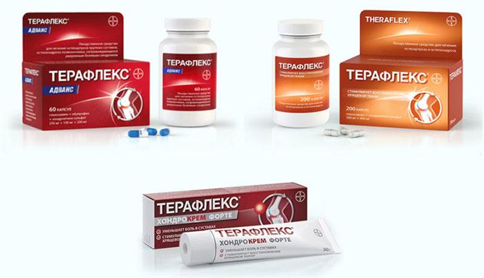 Терафлекс является препаратом хондропротектором и обладает комбинированным действием