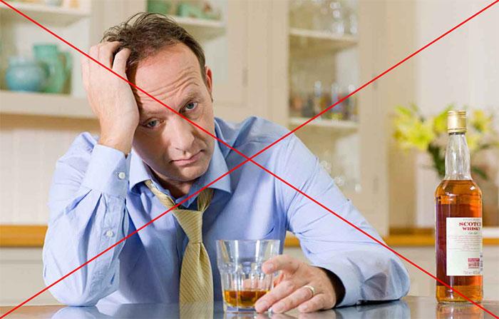 Врачи рекомендуют категорически отказаться от алкоголя после вакцинации КОКАВ