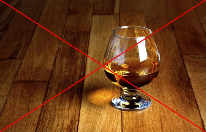 Врачи не рекомендуют принимать алкоголь при лечении препаратом Фезам