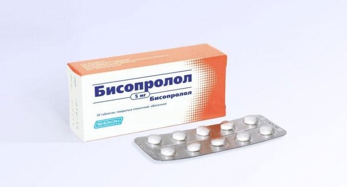 Бесопролол - бета-адреноблокатор с комплексным действием на сердечно-сосудистую систему