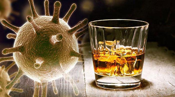 По данным учёных употребление алкоголя увеличивает риски заболевания раком