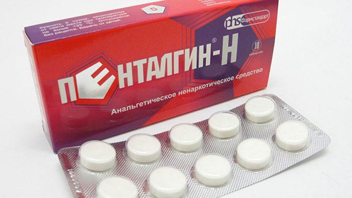 Пенталгин является комбинированным анальгетическим препаратом с противовоспалительным эффектом