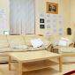 Гостиная в наркологической клинике «Эдельвейс» (Москва)