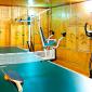 Спортзал в наркологической клинике «Эдельвейс» (Москва)