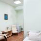 Спальня в наркологической клинике «Новая Жизнь» доктора Бучацкого (Москва)