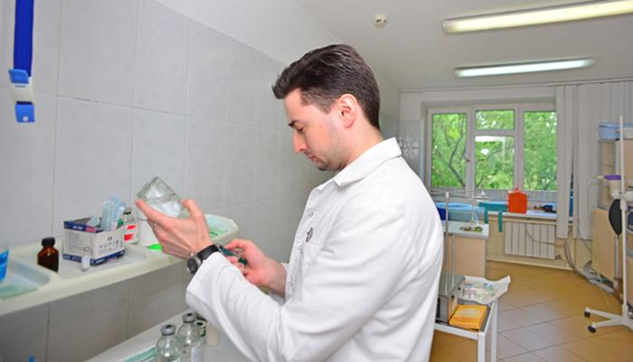 Манипуляционная в наркологической клинике «Территория жизни» (Москва)