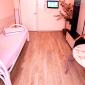 Спальня в наркологической клинике «Угодие» (Москва)