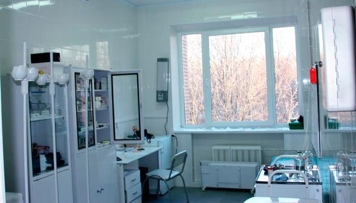 Манипуляционная в наркологическом центре «Ключи» (Москва)
