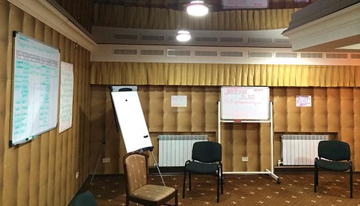 Зал для занятий в реабилитационном центре «Респект» (Набережные Челны)