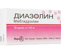 Диазолин и алкоголь: взаимодействие противоаллергенного препарата и спиртного