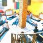 Спортивные занятия постояльцев в наркологической клинике «Веримед» (Москва)